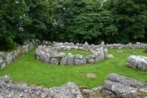 Din Lligwy Stone Hut